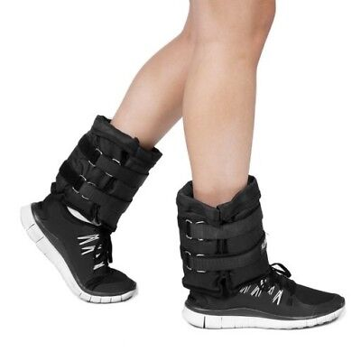 2 x Adjustable Ankle Weights