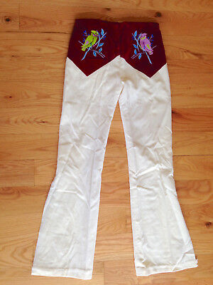 vintage Bell Bottoms made in England, Granny's Takes A Trip, rock & roll Stones!
