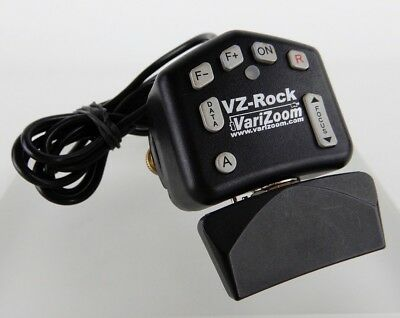 VZ-Rock VariZoom Variable-Rocker for LANC Camcorders Sony Canon