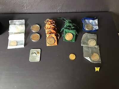 Bandon Dunes Coin Collection