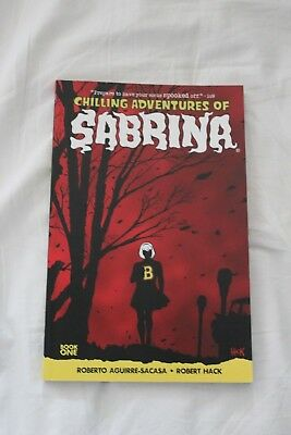 CHILLING ADVENTURES OF SABRINA: VOLUME 1 THE CRUCIBLE - TPB graphic novel