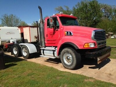 2008 Sterling LT9500 Semi Truck, Day Cab, Heavy Haul