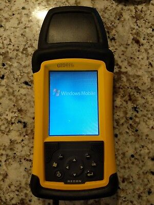 TDS RECON N324 w Trimble GPS Pathfinder XC card, Power Boot, Chargers, and more!