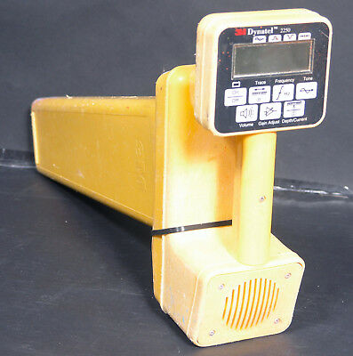 3M Dynatel 2250 Cable Pipe Fault Locator
