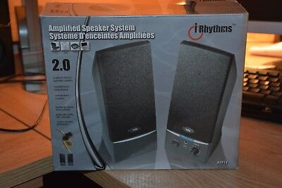 iRhythms Amplified Speakers System