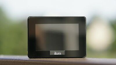 """Ikan VL35 3.5"""" 4K HDMI On-Camera LCD Monitor with Canon LP-E6 Battery Plate"""