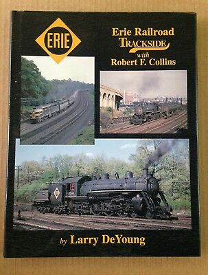 Morning Sun Books: Erie Railroad Trackside With Robert Collins (1998)