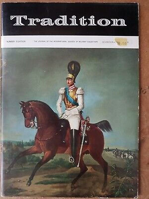 Tradition Magazine - No. 18 - Russian General Officers 1900 - 1914 - B