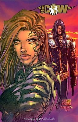 Witchblade # 86 Jay Company Colored Cover Limited to 500 COA