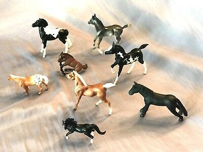 Lot of 8 Breyer Stalemate Horses