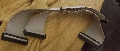 S100 DVDNow DVD Kiosk - Pair of Ribbon Cables - USED