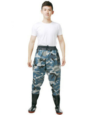 D24 Waterproof Hard Wearing Outdoor Wear Pants Shoes Angling Fishing Clothing O