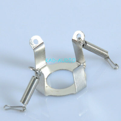 2PCS VACUUM TUBE Retainer 9Pin Spring Holder 60mm Tube Clip