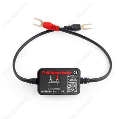 Wireless Battery Monitor 12V Battery Load Tester Bluetooth 4.0 Battery Voltage