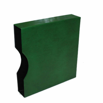 Green Slipcase for Seven Seas D Ring Binder