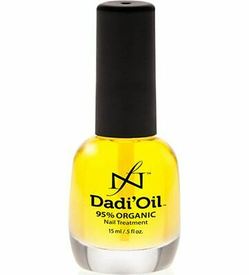 Dadi Oil 95% Organic Dry Nail & Cuticle Conditioner Treatment .5 FL OZ 15ml