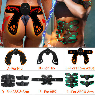 EMS Hip Trainer Buttocks Lifting Butt Training Booster Body Muscle Stimulation