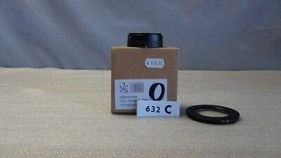 H2O tools Makrolinse UCL 04 M46 M67 +8 dioptrien Achromatic closed up Lens  (HOV