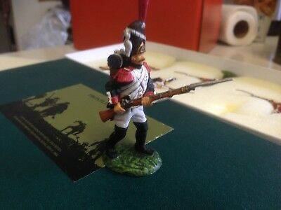 Frontline 6 Foot Chasseurs, Napoleonic Toy Soldiers