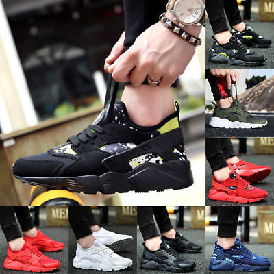 Mens Womens Pumps Trainers Sports Shoes Lace Up Running Casual Shoes Breathable