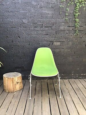 Original Herman Miller Eames Chairs Mid Century Classic x4