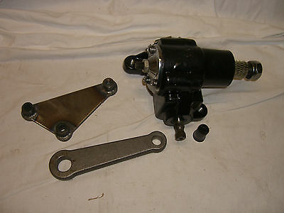 VEGA Lenkgetriebe als Kit m. Anlenkarm, Steering Box , Hot Rod , Ratrod, Model A