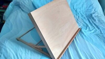 A2 Wooden drawing board