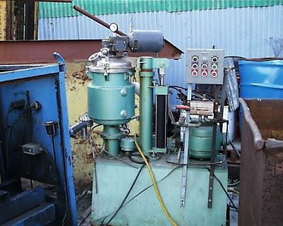 Abbe Engineering Dispersall Mixer ( high intensity mixer ) Jacketed