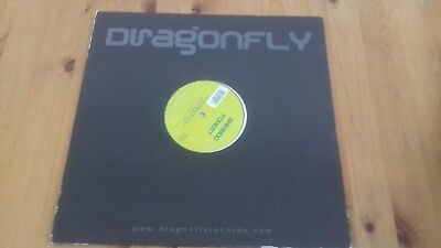 "Goa Kult!!!Dragonfly Rec. : Bamboo Forest - step by step/vision!!!  (12"")"