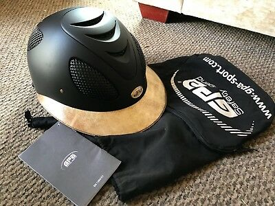 gpa riding hat/helmet First Lady Gold