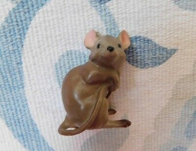 Hagen-Renaker Timothy Mouse with Original Tag and Price Sticker