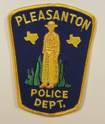 Texas, Patches, Police, Historical Memorabilia, Collectibles
