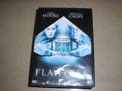 """DVD neuf sous blister,""""FLAWLESS"""",demi moore,michael caine"""