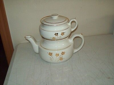 vintage USA Coors Pottery drip Coffee Pot VERY RARE great condition