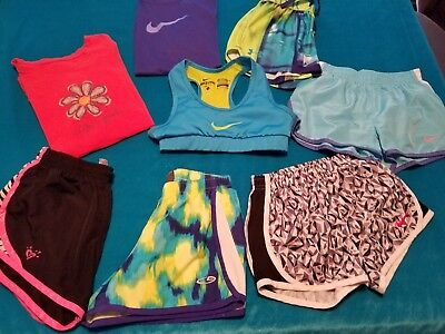 Great Lot of Girls' Athletic Clothes - Nike, Under Armour, etc.