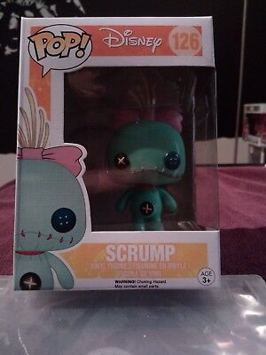 Funko Pop Scrump Disney 126