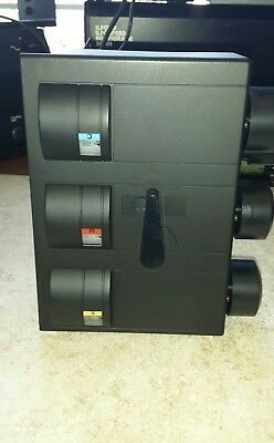 Saunders LPL 45XX Series DICHRO COLOR MODULE YCM New Mint Numbers Up Side Down