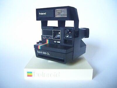 POLAROID Spirit 600 CL Camera / Top / Sofortbild Kamera