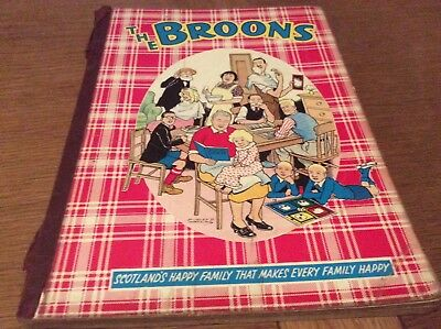 1962 The Broons annual by D C Thomson & Co