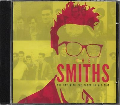 The Smiths CD The Boy With The Thorn In His Side Brand New Sealed Ultra Rare