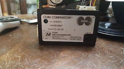 Coin Comparitor 24volts No Inhibit 2.6grams Us 05/25cent