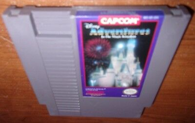 Adventures Magic Kingdom Nintendo Entertainment System NES Cartridge Only