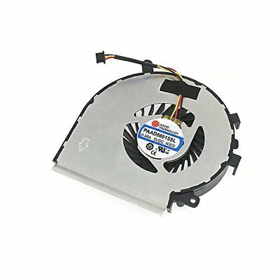 MSI MS-1792 MS1792 Series Replacement Laptop CPU Cooling Fan Left Side 3 Pin