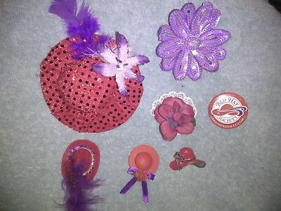 red hat society pins excellent condition lot 7