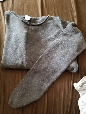Old Navy Lot gray sweater tee size M
