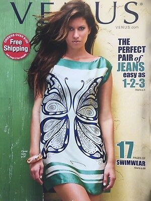 93d30f6b7abe The Perfect Pair of Jeans 2008 VENUS Women s Swimwear and Fashion Catalog