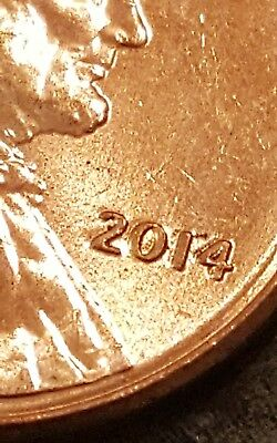 2014-P Wddo 003 Doubled Die Obverse Lincoln Shield Cent, Key Date With Variety