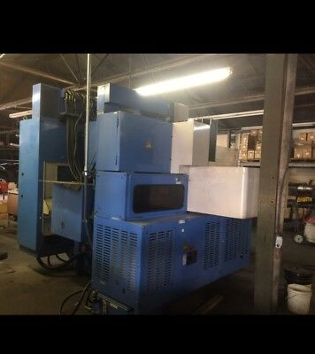 For Sale Is This Used 1984 Mazak 4 Axel Vertical Quality Center VQC 20/50B