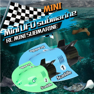 Mini Speed Ship Volvo Rowing Model 4CH 2.4G 2.4V High Powered Submarine PVC LN