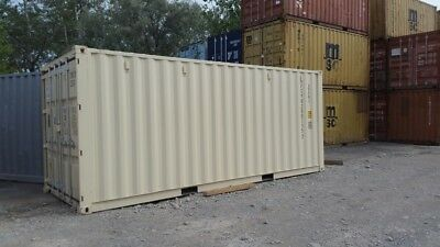 20 Foot Shipping Container. Air/Water Tight. I Can Deliver!